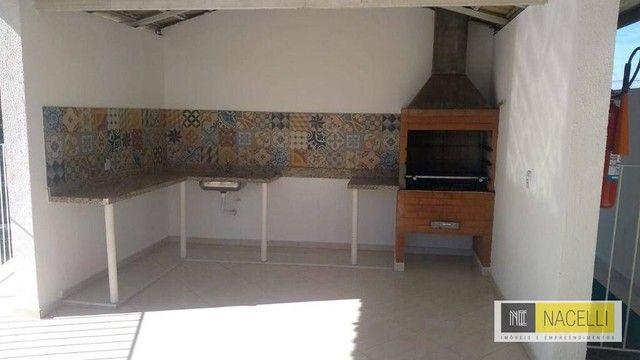 Apartamento com 2 dormitórios para alugar por R$ 750,00/mês - Agua Limpa - Volta Redonda/R - Foto 14
