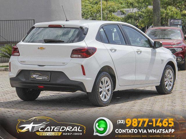 Chevrolet Onix Hatch LT 1.0 12V Flex 5p Mec. 2020 *Novo D+* Baixa Km* Aceito Troca - Foto 6