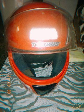 Vendo capacete valor a negociar - Foto 2