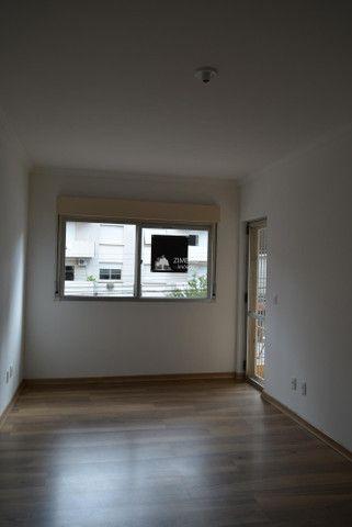 Apartamento 02 dormitórios para alugar em Santa Maria de frente com Sacada Garagem - ed Sa - Foto 4