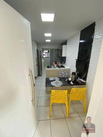 Apartamento no Espaço Catalunya com 3 dormitórios à venda, 105 m² por R$ 675.000 - Varjota - Foto 8