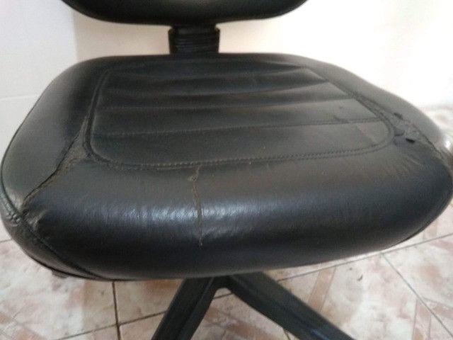 Cadeira de escritório Presidente - Foto 6