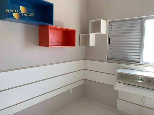 Casa com 4 dormitórios à venda por R$ 570.000,00 - Jardim Aeroporto - Várzea Grande/MT - Foto 19