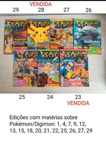 revista recreio colecionadores primeiras edições - Foto 4