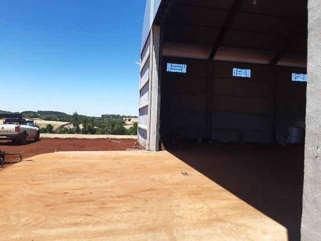 Pavilhão Armazém para Grãos 20 x 40m x 6,00m Pé Direito - Foto 19