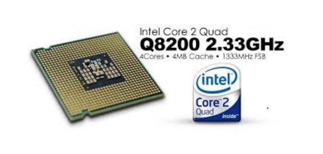 Computador HP Intel Core 2 Quad 8gb Ram Hd 160 Windows 10 - Foto 4