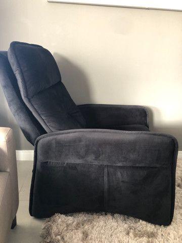 Poltrona reclinável - Foto 3