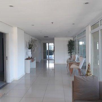 Ótimo apartamento no bairro de fátima, com 3 quartos sendo 2 suítes, armarios, blindex nos - Foto 2