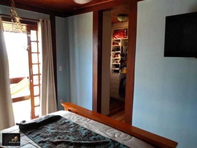 Vendo duplex com vista privilegiada para lagoa em condomínio, piscina, churrasqueira - Foto 11