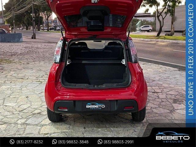 Uno Drive 1.0 3cc Flex 2018 Completo - Foto 7