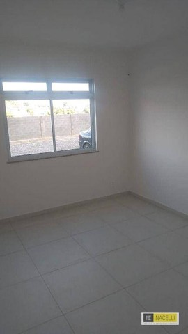 Apartamento com 2 dormitórios para alugar por R$ 750,00/mês - Agua Limpa - Volta Redonda/R - Foto 3