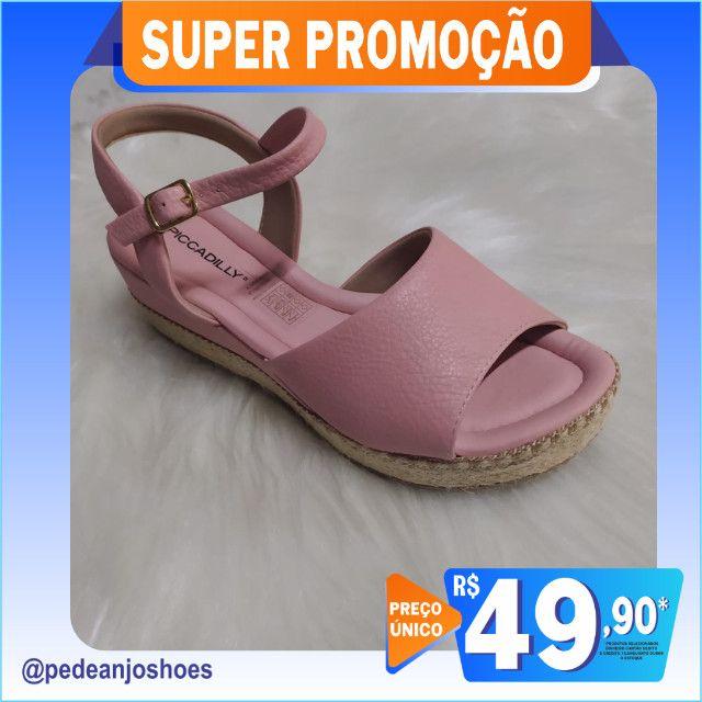 Sandália Piccadilly Conforto (nova) - Foto 2