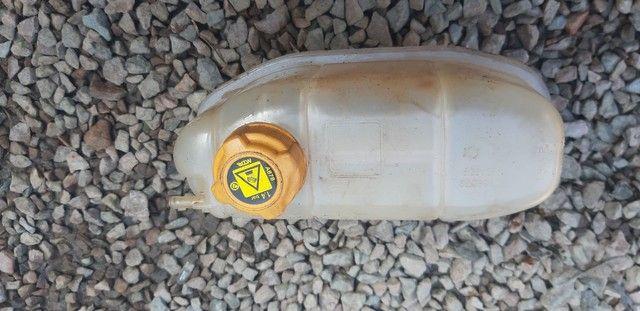Reservatorio de água do radiador palio 1.0 2008 - Foto 2