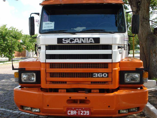 SCANIA 113 SIMPLES