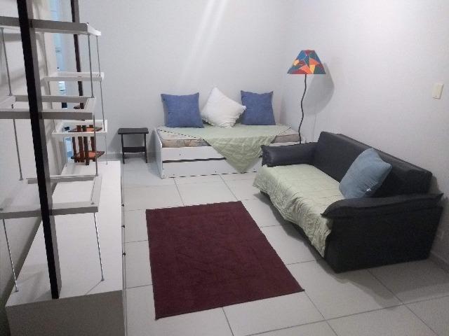 Gonzaga, Apartamento de 2 dormitórios com Portaria 24h