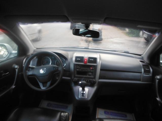Honda Cr-v 2009 blindada n3a muito acima da media - Foto 5