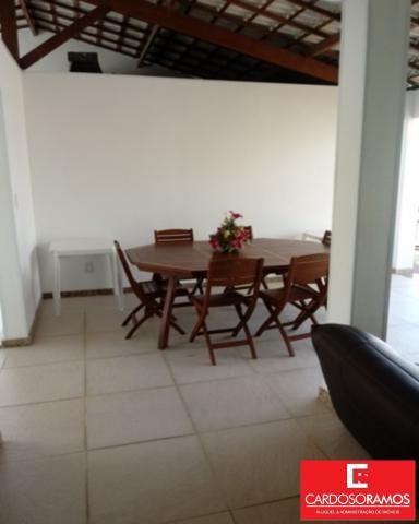 Casa de condomínio para alugar com 4 dormitórios em Busca vida, Camaçari cod:CA00335 - Foto 12