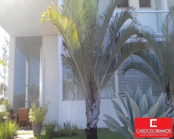 Casa de condomínio para alugar com 4 dormitórios em Busca vida, Camaçari cod:CA00335 - Foto 2