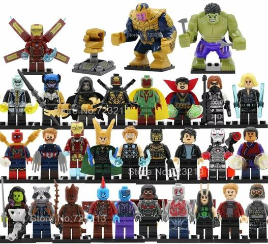 Lego heróis,jurássico e starwars - Foto 4