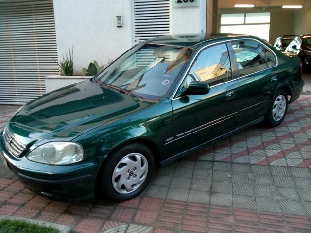 Good Civic LX 99/99