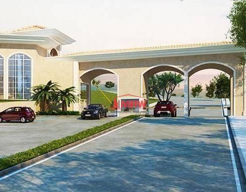 Terreno à venda, 788 m² por r$ 649.402 - condomínio bouganville - sorocaba/sp