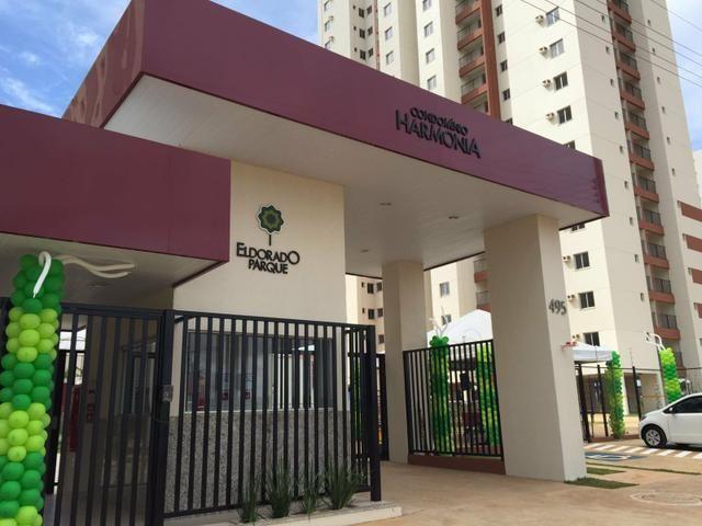 Apartamentos 3 e 2 quartos Eldorado Parque o 1° bairro planejado de Goiânia