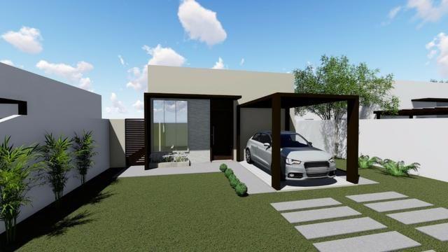 Casas no Condomínio Vila Tropical