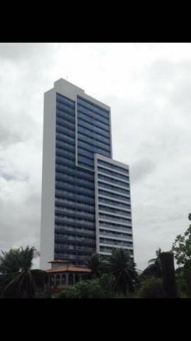 Vendo ou Alugo Apartamento mobiliado em Ponta Negra 52m² 2/4 sendo uma suite