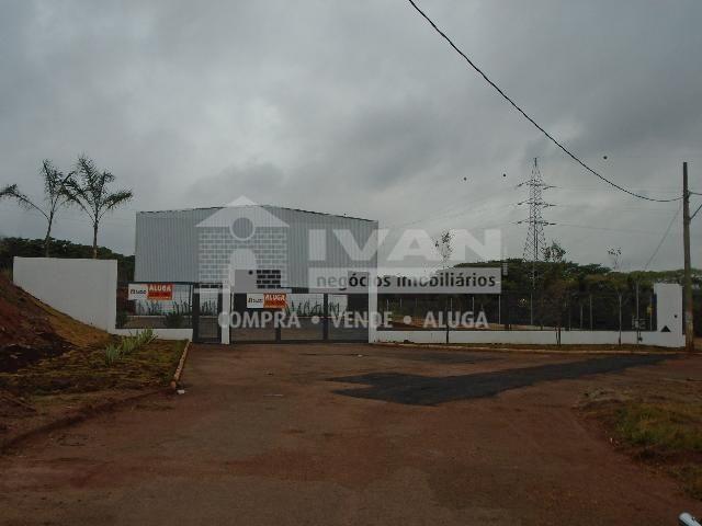 Galpão/depósito/armazém para alugar em Distrito industrial, Uberlândia cod:638781