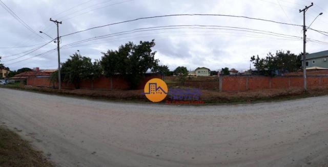 Terreno à venda, 4200 m² por r$ 1.350.000,00 - verdes mares - rio das ostras/rj - Foto 3