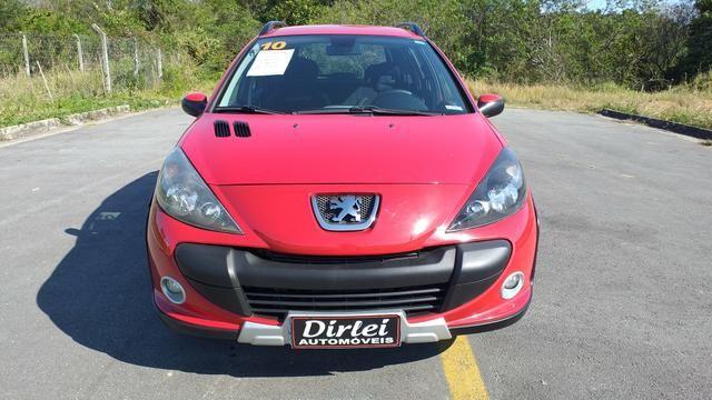 Peugeot 1.6 escarpade 2010 completa + ar digital ,financio pego trocas ou moto