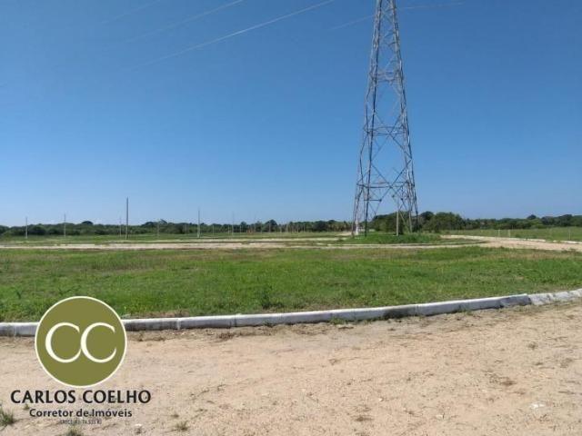 CMG Cód: 33 Terreno de esquina localizado no Residencial Unavida - Foto 5