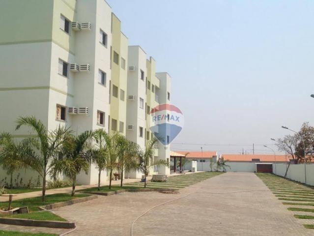 Apartamento a venda Torres imperial, Cuiabá. - Foto 15