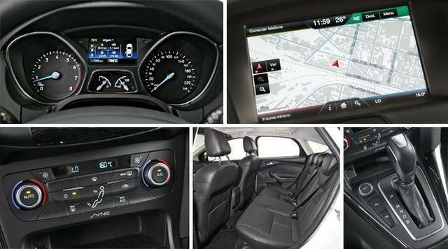 Ford Focus Titanium 2016 Plus Hatch - Foto 7