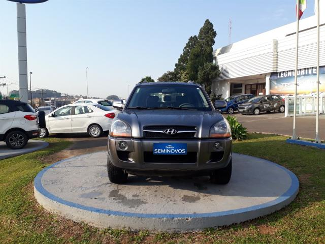 HYUNDAI TUCSON 2015/2016 2.0 MPFI GLS TOP 16V 143CV 2WD FLEX 4P AUTOMÁTICO - Foto 2