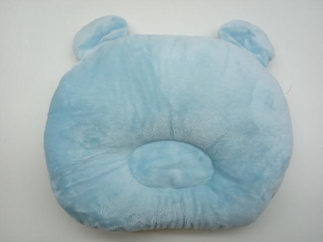 Travesseiro Bebê Para Não Achatar A Cabeça Anatômico - Foto 4