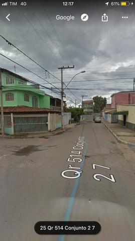 Vendo ou troco casa samambaia Sul QR 514