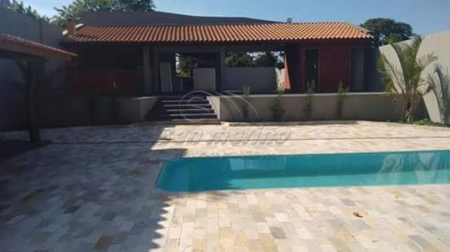Casa à venda com 1 dormitórios em Vale do sol, Jaboticabal cod:V54