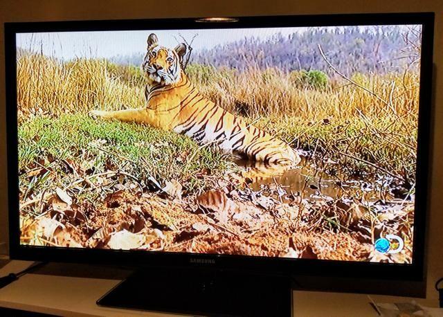 TV Samsung Plasma 51 3D - Foto 2