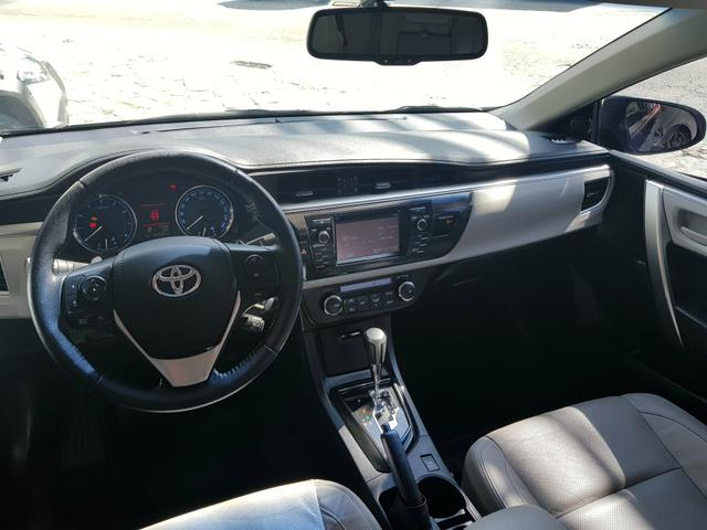 TOYOTA Corolla - 2015 - 2.0 XEI 16V FLEX 4P AUTOMÁTICO - Foto 3