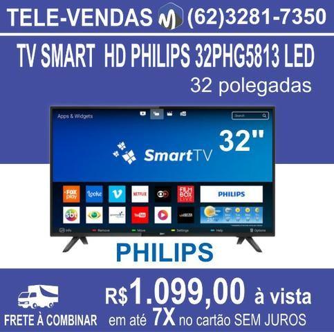 Smart TV hd Philips 32PHG5813 Série 5800 led 32 polegadas