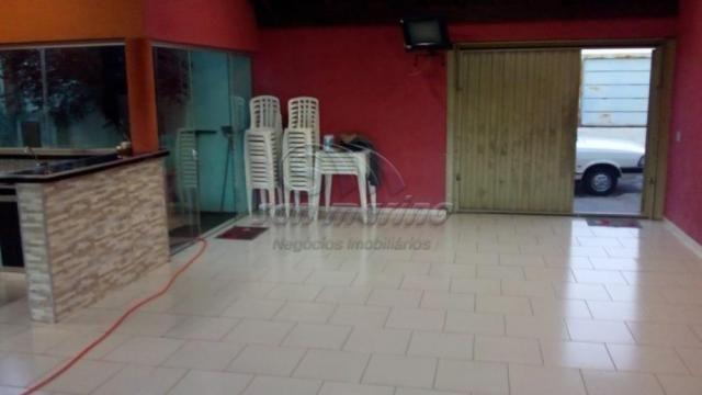 Casa à venda com 1 dormitórios em Parque das araras, Jaboticabal cod:V4030 - Foto 2