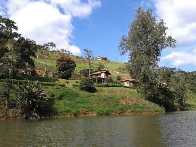 Areal/RJ - Terreno com vista para o lago em Condomínio - Foto 5