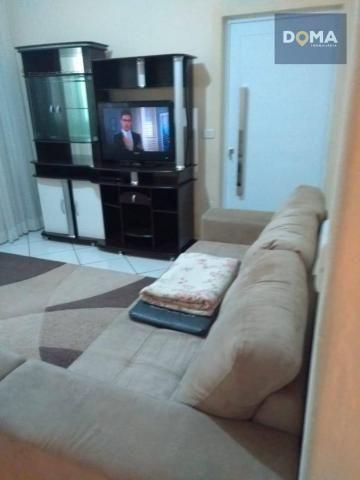 Casa com 2 dormitórios à venda, 156 m² por r$ 270.000 - parque fabrício - nova odessa/sp - Foto 3