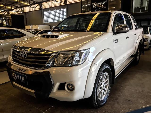 Toyota hilux - 2014/2014 3.0 srv 4x4 cd 16v turbo intercool. - Foto 2