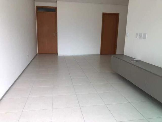 Apto. Novo na Jatiúca, 109 m2, Área de Lazer Completa - Foto 11