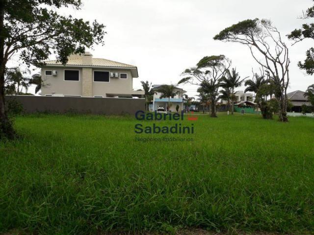 Terreno alto padrão no condomínio residencial south beach - parcelado entrada de r$ 39.000 - Foto 12