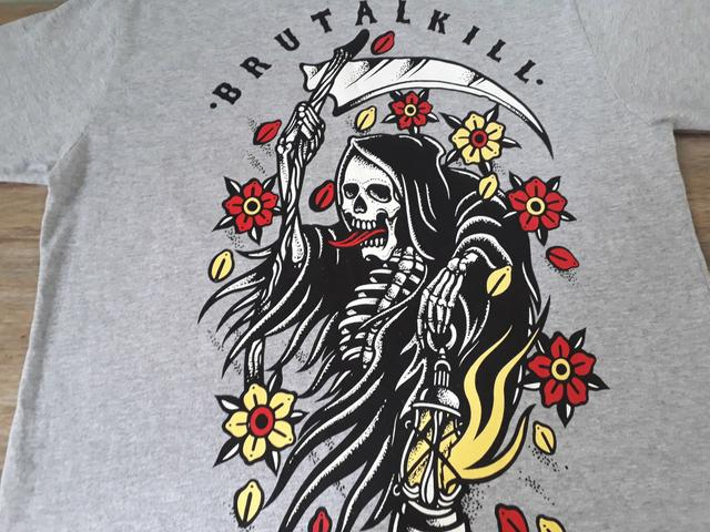Camiseta Brutal Kill ORIGINAL