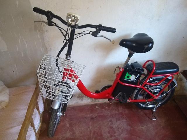 Bicicleta elétrica modelo raro - Foto 5