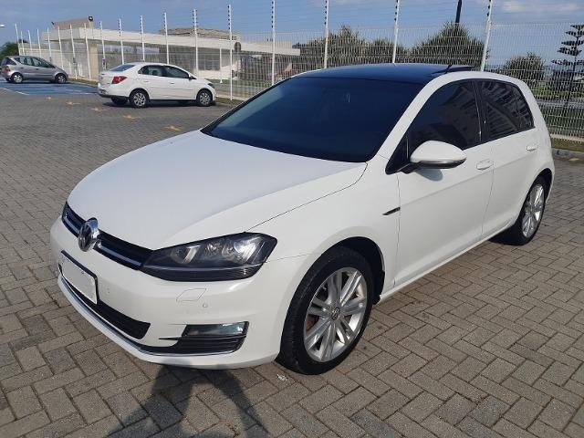 VW Golf Highline 1.4 TSI - com Teto Solar - pacote premium - Aceito Troca
